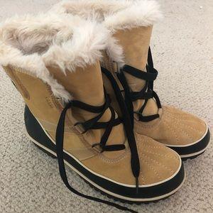 SOREL Tivoli || snow boots size 10